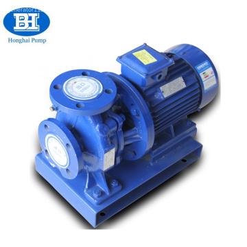 Bomba de agua centrífuga de motor eléctrico industrial