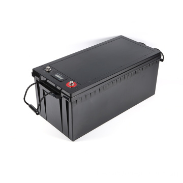 Batteria al litio LiFePo4 12v 250Ah