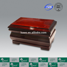 LUXES High Quality Wooden Human Urns For Ashes