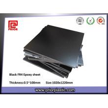 Dois lados ESD Fiberglass Sheet Exportador na China