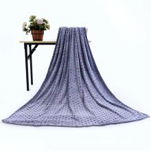 Comfortable new design 3d embossed coral fleece blanket
