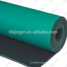 Two Layers Glossy or Dull ESD Table Mat