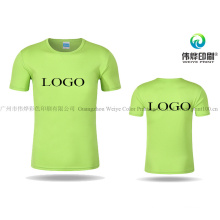 Custom Printing Embroidery Logo Round Neck Printed T-Shirt / Clothing