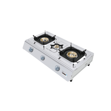 Pumutok 3 Burner Gas Stove na may CE