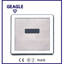 High Quality Concealed Mounted in Wall Automatic Sensor Urinal Flusher