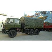 Caminhão militar militar Dongfeng 6x6 Caminhão fora de estrada