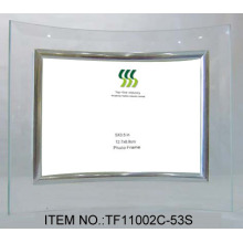 Mini Curved New Design Glass Photo Frame