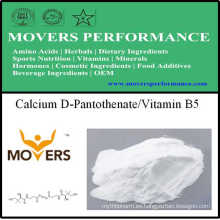 Suplemento Nutricional Calcio D-Pantotenato / Vitamina B5