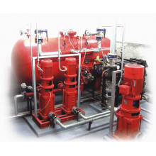 Dlc Gas Top Pressure Water Supply Equipment Used for Emergency Fire Fighting