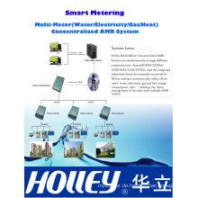 Utility Meter Zentrales AMR Messsystem