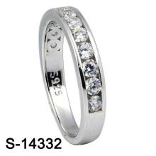 Bague en bijoux fantaisie en argent sterling 925 (S-14332. JPG.)