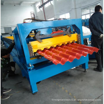 Step Tile Rolling Forming Machine