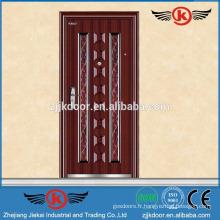 JK-S9025 2014 nouvelle conception de porte de patio en acier