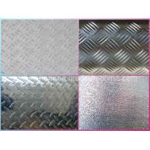 Placa antiderrapante em alumínio com diferentes padrões na China