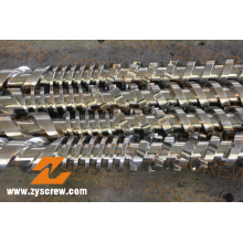 Parallel Twin Screw for Weber, Cincinnati, Amout, Battenfeld Type
