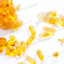 Softgel ômega 3 para produtos de saúde