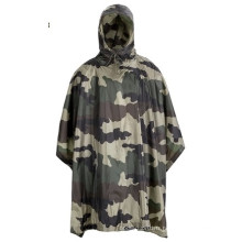 High Qualty Military CE Poncho Waterproof Camo