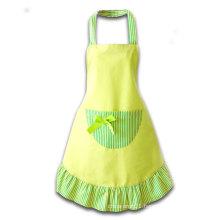 retro bib apron for women