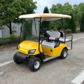 Carros de golf de 4 plazas ezgo gas