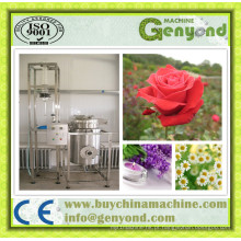 Destilador puro do óleo essencial para a venda