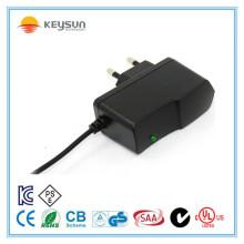 Adaptateur secteur plcug adaptateur secteur 12v 500ma chargeur batterie pour conducteur led