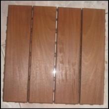 Baldosas de tarima de madera exterior Ipe