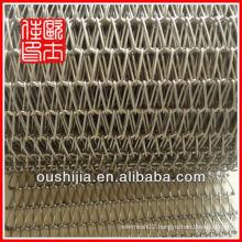 Metal conveyor belt factory