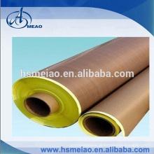 Fita adesiva resistente do Teflon do PTFE da corrosão Com preço de fábrica