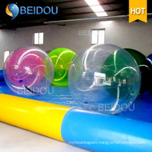 Durable Adult Inflatable Water Swimming Pools Giant Inflatable Pool