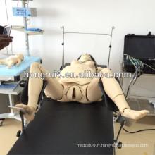 Modèles de femmes enceintes et de bébés ISO, Simulateur avancé de formation à l'accouchement