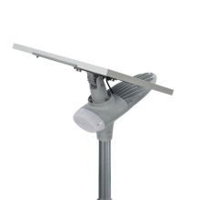 Outdoor solar street light integrated solar garden lamps all in two