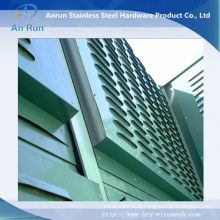 Barrière acoustique biologique de haute qualité (fabrication chinoise + ISO9001)