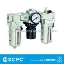 Quelle Behandlung-XMAC Serie Filter Regler Öler-FRL-Air Filter Kombination-Air Vorbereitung Lufteinheiten