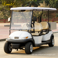 Wholesales A1S4 electric golf carts cheap golf cart electric buggy golf with Cargo