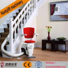 Китай поставляет дешевые наклонные подъемники для инвалидных колясок / лифт гидравлические подъемные платформы для инвалидов