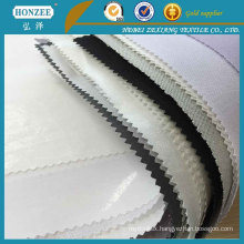 High Quality T/C 8864 Interlining for Shirt Collar Without Coating