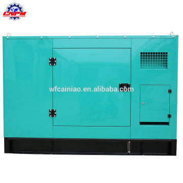 Chinese brand silent generator sets, small vibration, low noise
