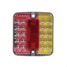 Ks001b Series E-MARK 26 LED Optronics Trailer Tail LED Light