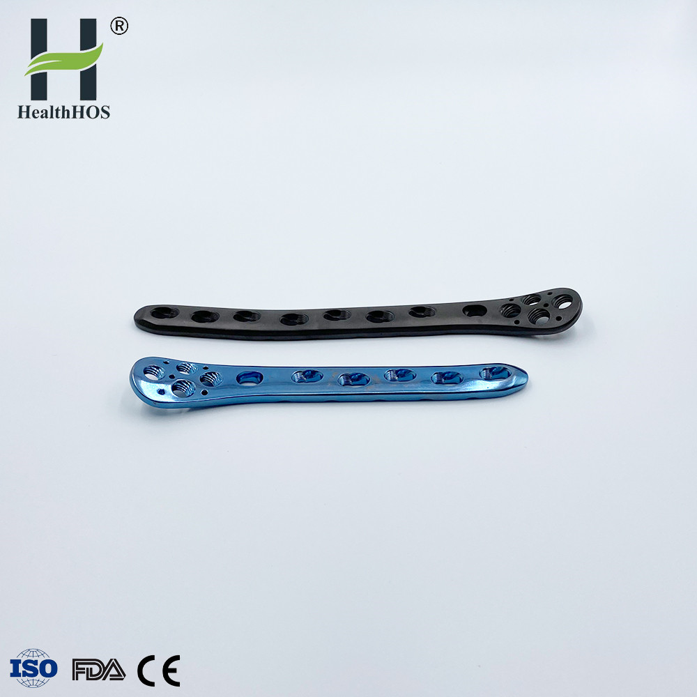 orthopaedic Distal femur dynamic compression locking plate
