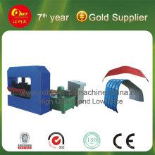 Automatic Hydraulic Arched Machine