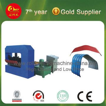 PLC Automatische gewölbte Dachplatte Kurvenmaschine