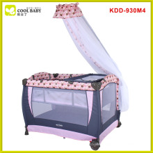 Hot sale playpen with playpen entrance