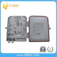 1*8 PLC /1*16 PLC 16 port optical distribution box for LC , SC , ST , FC