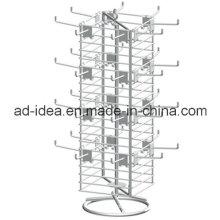 Four Sides Retail Metal Display / Display for Ornament, Sugar