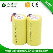 Melhor Boa Qualidade Sub c Bateria Nicd Preço de Fábrica
