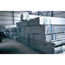 Galvanized Steel Pipe Square and Rectangle