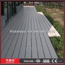 Rutschfeste Holz Plastik Composite Decking / WPC Board / WPC Decking Boards