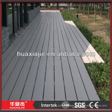 Antiskid Wood Plastic Composite Decking / WPC Board / WPC Decking Boards
