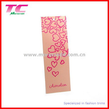 Wholesale Design Garment Paper Hang Tag