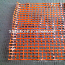 Cheap Plastic HDPE extruded Garden plant support mesh pet control barrier Fencing net roll